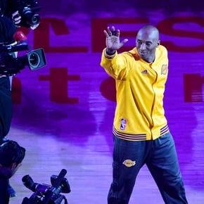 Kobe Bryant, la superestrella ganadora que supo ser el rey de la NBA