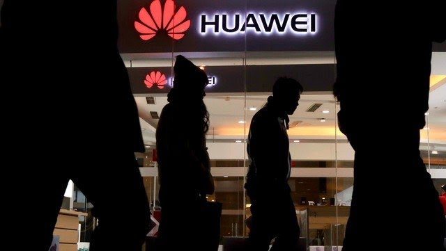 Un local de Huawei en Beijing. / AP